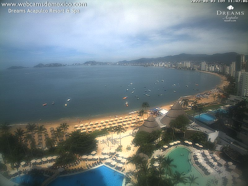 Webcam Acapulco Guerrero - Mexico