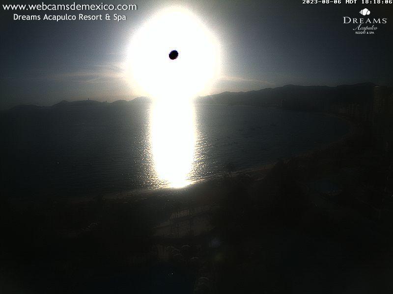 Acapulco de Juarez ist die größte Stadt des Bundesstaats Guerrero in Mexiko.
