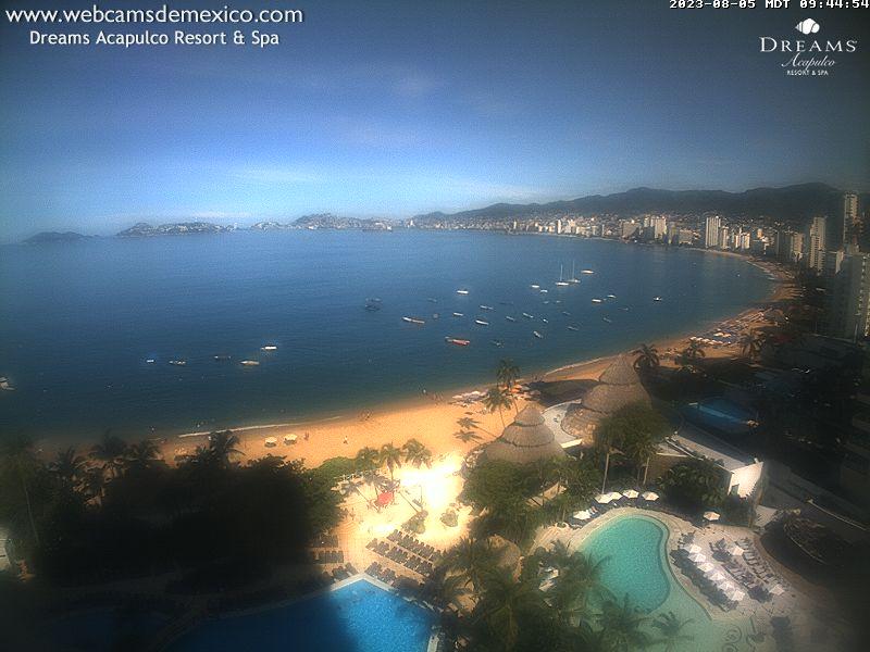 Acapulco de Juarez Live Cam, Mexico