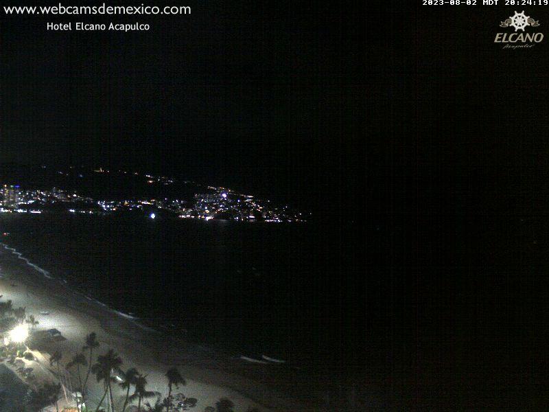 Acapulco Guerrero Mexico Acapulco Mexico - Webcams Abroad live images