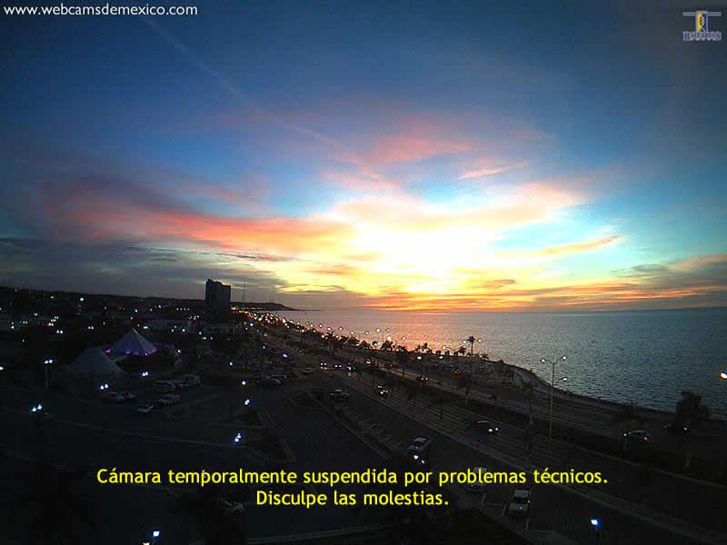 San Francisco de Campeche Live Cam, Mexico