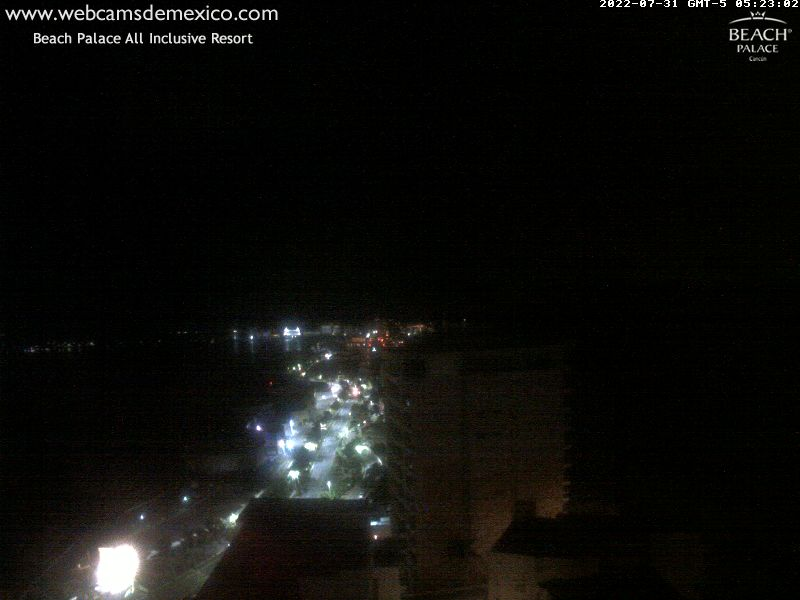 webcam en vivo desde cancún