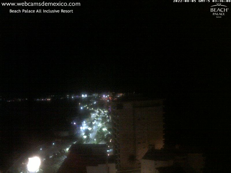 Webcam Cancun - Mexico&nbsp;Live webcamera