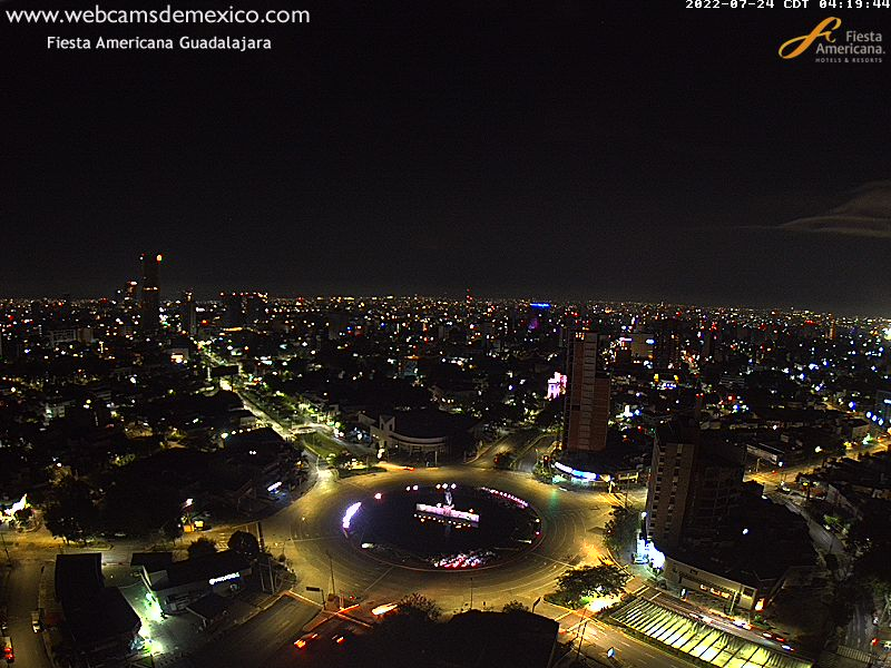 Guadalajara Webcam, Mexico