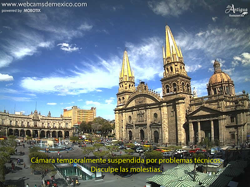 Guadalajara webcam - Guadalajara, Jalisco webcam, Jalisco, Guadalajara Metropolitan Area