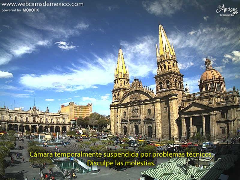 Guadalajara Live Cam, Mexico