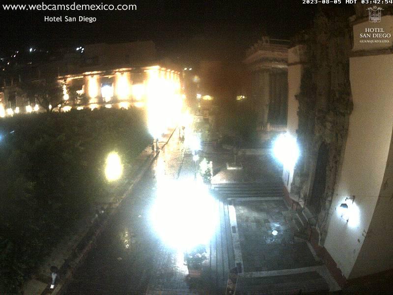 Guanajuato Live Cam, Mexico