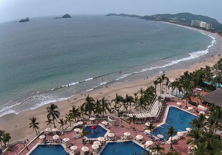 Ixtapa Live Cam, Mexico