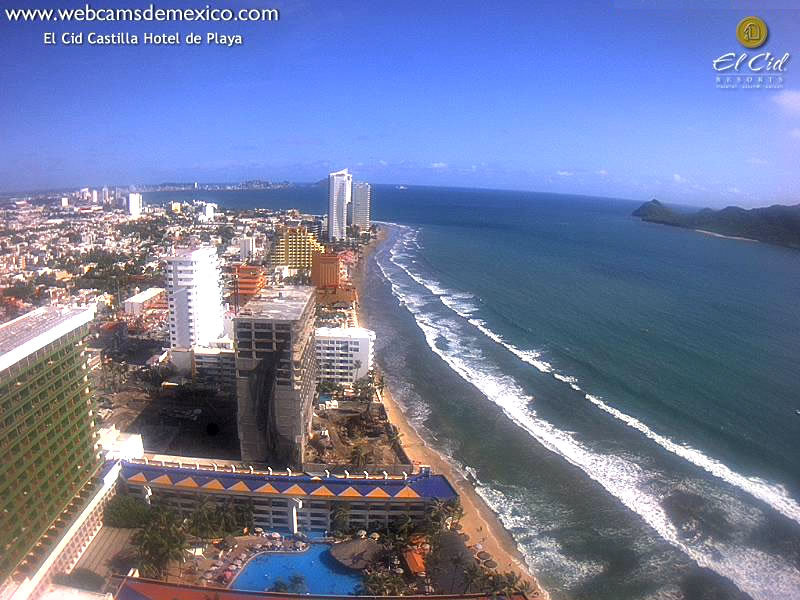 Webcam For The Port Of Mazatlan