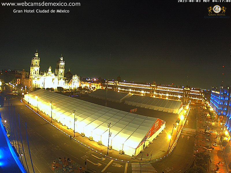 Zócalo de la Ciudad de México