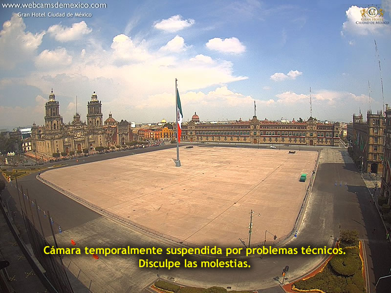 Mexico City Live Cam, Mexico