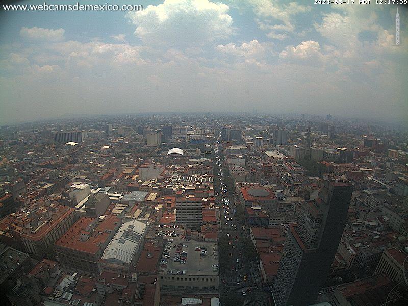 Webcam Mexico City - Torre Latino S