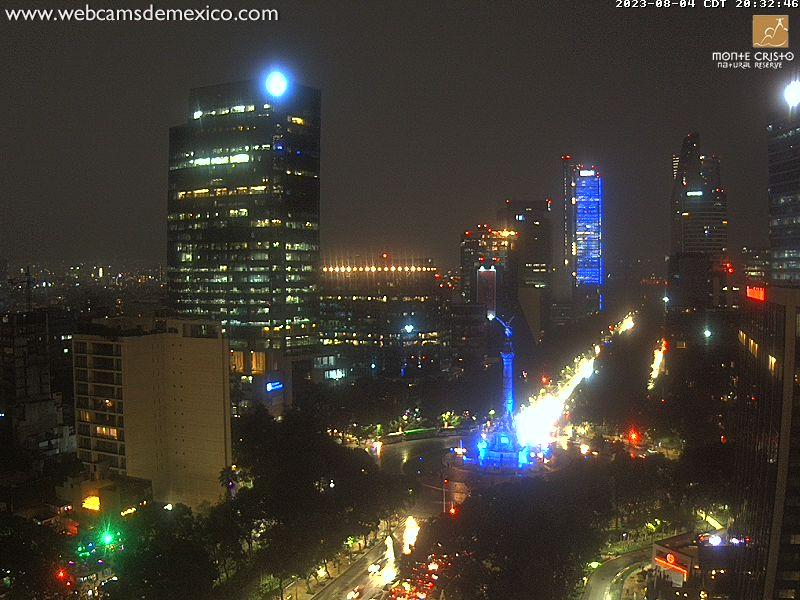 Webcam Mexico City - Mexico