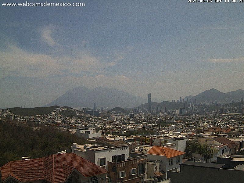 Monterrey Live Cam, Mexico