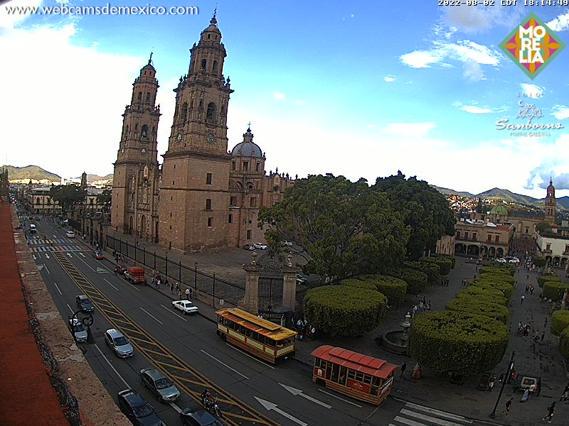 Morelia Live Webcam Live