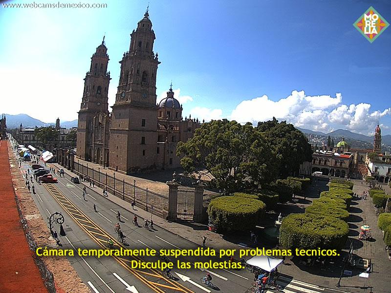 Morelia Live Cam, Mexico