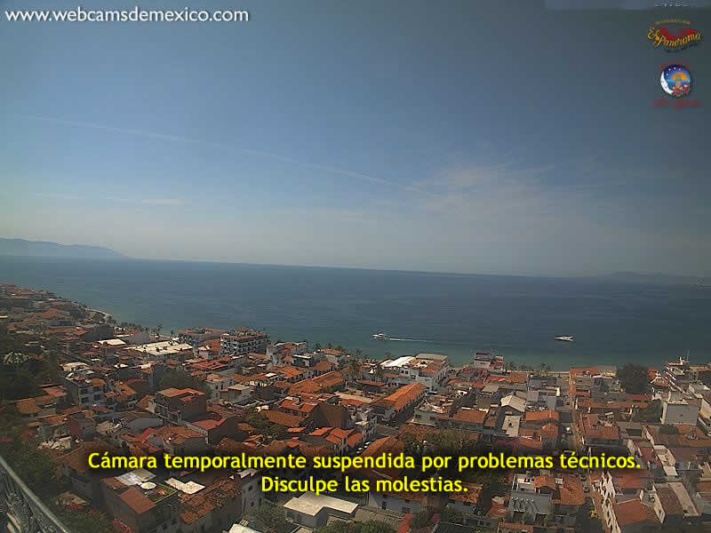 Puerto Vallarta webcam - Puerto Vallarta, Jalisco webcam, Nayarit, Bahia de Banderas