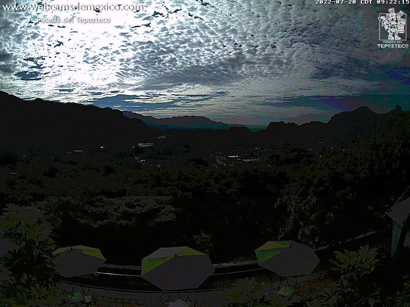 Tepoztlán Live Cam, Mexico