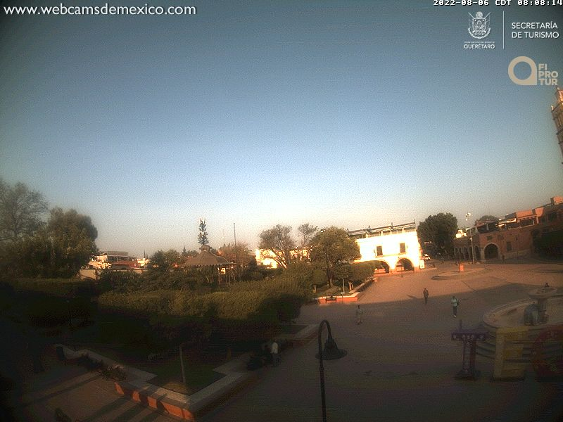 Webcam: Queretaro, Messico