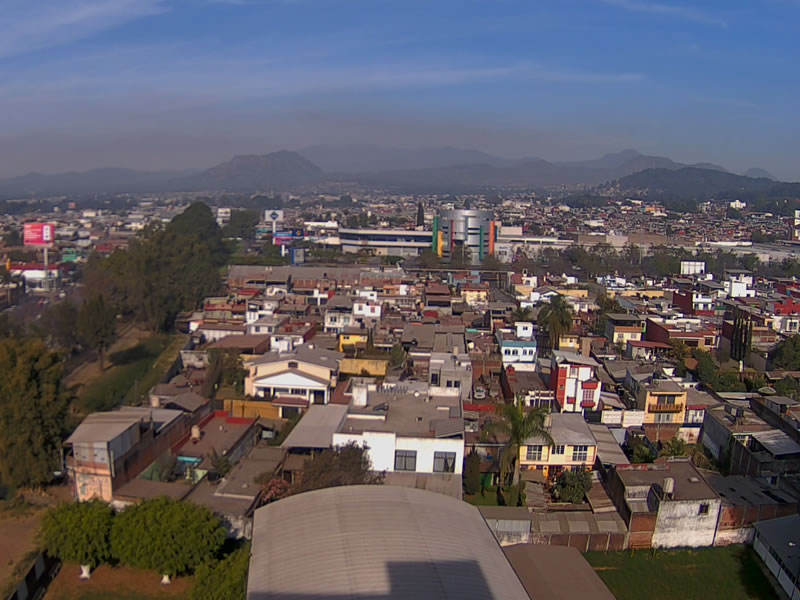 Webcam Panoramica en Uruapan