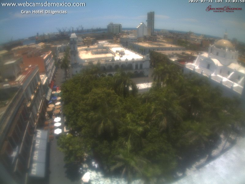 Webcam Veracruz - Mexico