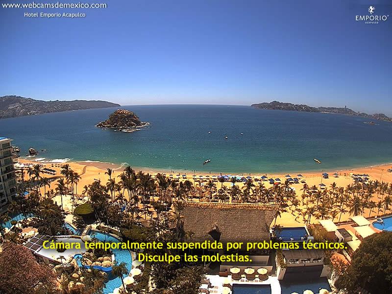 Acapulco Playa El Morro