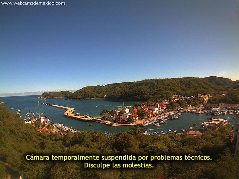 Bahía de Santa Cruz Huatulco