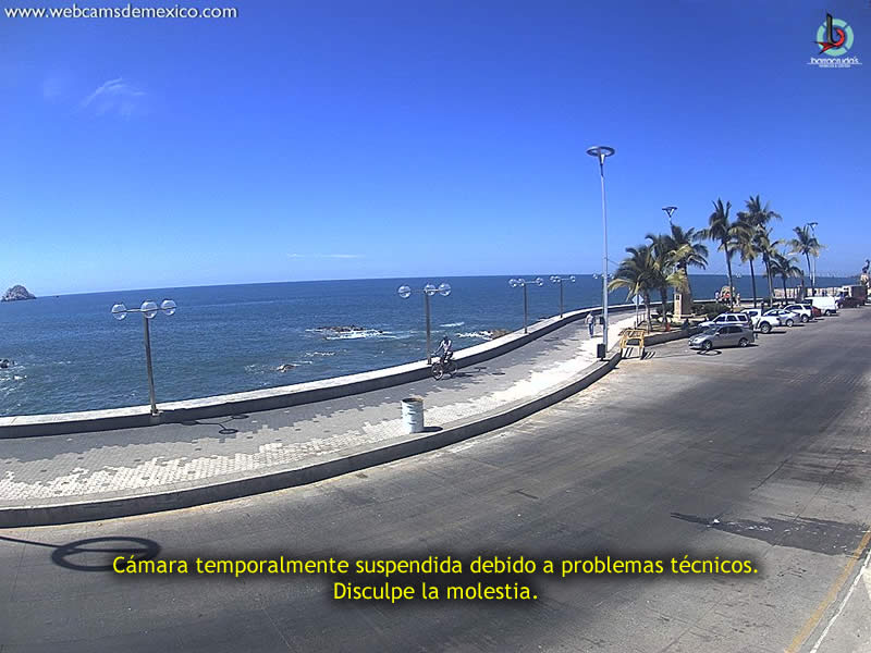 Paseo Olas altas, Mazatlán, Sinaloa