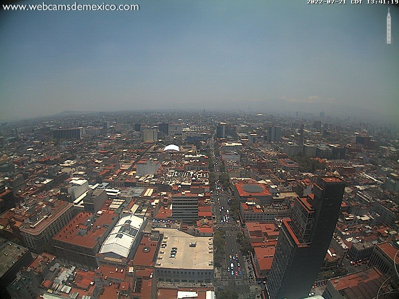 Torre Latinoamericana Sur