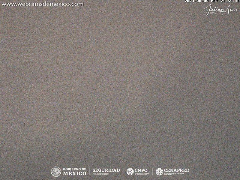 Popocatépetl desde San Nicolas de los Ranchos