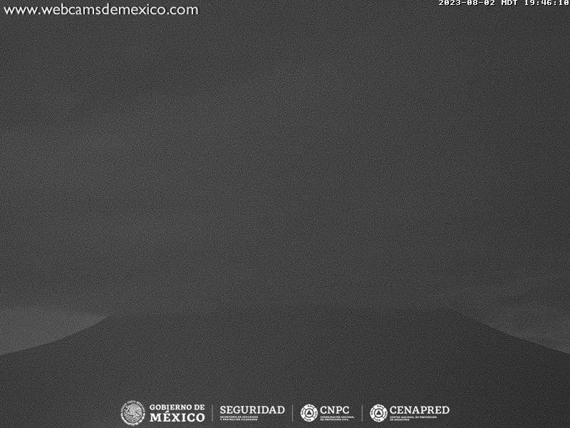 Popocatépetl desde Tianguismanalco